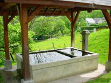 Lavoir route des Gotteland